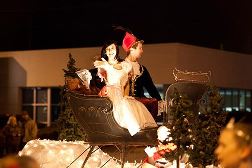 Lighted Christmas Parade