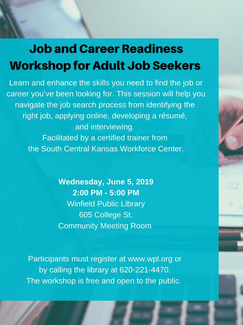 Job and Career Readiness Workshop