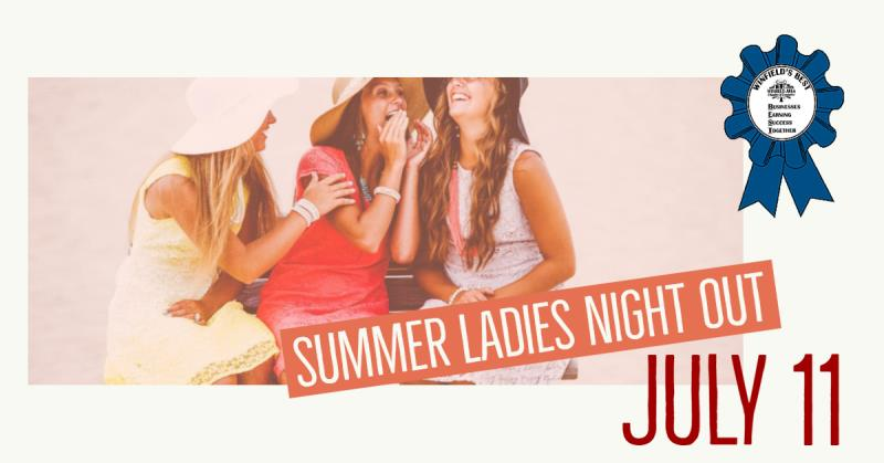 BEST Summer Ladies Night Out Event