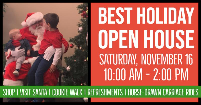 BEST Holiday Open House